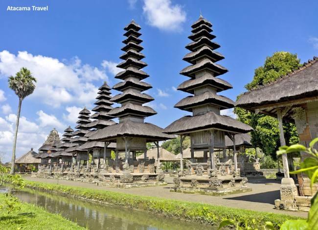 Bali, Tempio Taman Ayun